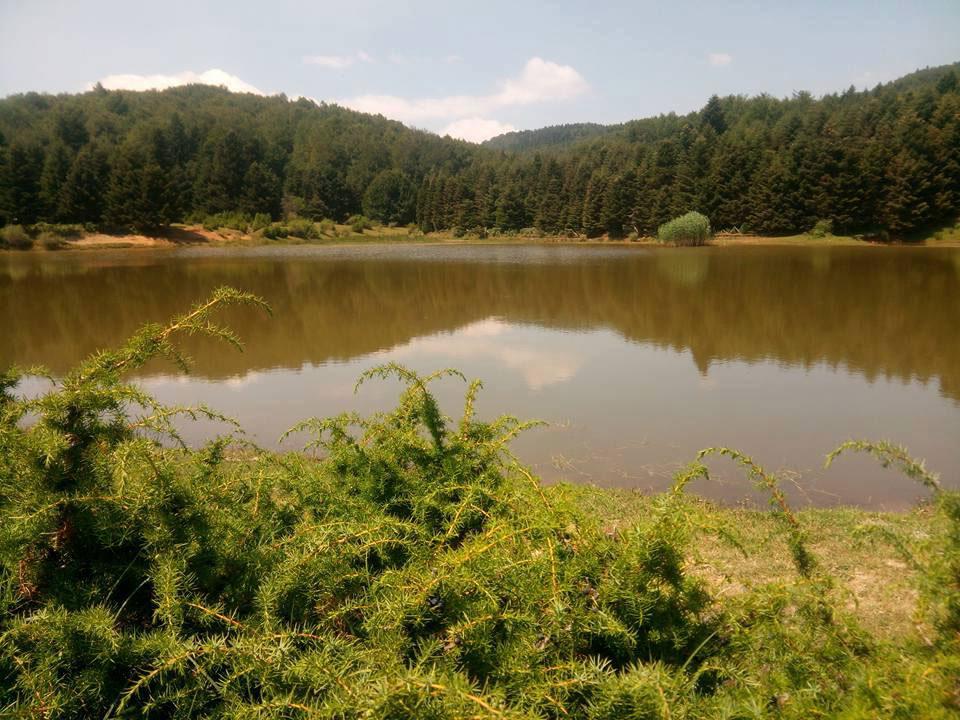 Λίμνη Κατή